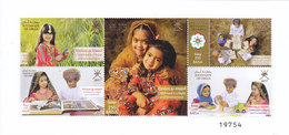 Oman New Issue 2017, Childhood Right Sheetlet Of 5 Stamps Compl.MNH, Nice Topicalk Set- SKRILL PAY. ONLY - Oman