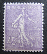 LOT BP/46 - 1924 - SEMEUSE LIGNEE - N°197 NEUF** - 1903-60 Semeuse Lignée