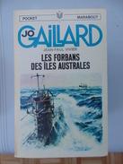 Pocket Marabout No 67- Jo Gaillard No 8- Les Forbans Des Iles Australes - Bücher, Zeitschriften, Comics
