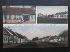 AK WAIDENDORF Dürnkrut B. Gänserndorf 1910//// D*24981 - Gänserndorf