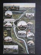 AK SCHÄRDING Obernberg Kirchdorf Am Inn Suben 1909//// D*24982 - Schärding