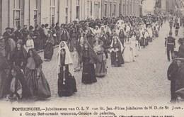 Poperinge, Poperinghe Jubelfeesten Van O.L.V Van Sint Jan (pk36947) - Poperinge