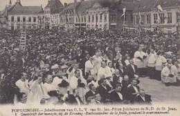 Poperinge, Poperinghe Jubelfeesten Van O.L.V Van Sint Jan (pk36948) - Poperinge