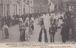 Poperinge, Poperinghe Jubelfeesten Van O.L.V Van Sint Jan (pk36949) - Poperinge