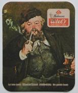 Sous-bock WIEL'S WIELEMANS Le Bon Bock Edouard MANET De Goede Bock (pipe) Bierdeckel Bierviltje Coaster (CX) - Sotto-boccale