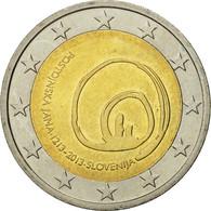 Slovénie, 2 Euro, Postojinska Jama, 2013, SPL, Bi-Metallic, KM:112 - Slovenia