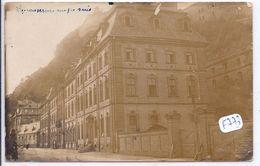 KOBLENZ- COBLENCE- CARTE-PHOTO- UNE CASERNE EN 1925-RECT/VERSO - Koblenz