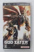 PSP Japanese : God Eater ULJS 00237 ( Used ) - Sony PlayStation