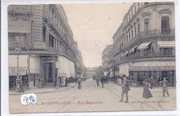 MONTPELLIER- LES COMMERCES DE LA RUE MAGUELONE - Montpellier