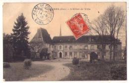 (27) 387, Conches, Loncle, L'Hotel De Ville - Conches-en-Ouche