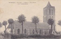Woesten, De Kerk Voor 't Bombardement (pk36962) - Vleteren