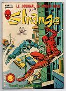 Strange N°124 L'intrépide Daredevil - L'homme Araignée - L'invincible Iron Man De 1980 - Strange
