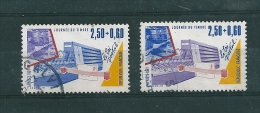 France  Timbres  De 1991 N°2688/89  Journée Du Timbre  Timbres Oblitérés - Used Stamps