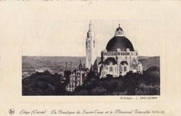 Liege,  Mémorial Interallié 1914 18 Et Basilique Du Sacré Coeur (pk36999) - Liege