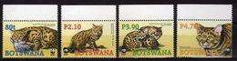 Botswana 2005 Endangered Species - Black-footed Cat.animals. MNH - Botswana (1966-...)