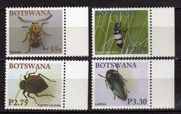 Botswana 2003 Beetles.Insects. MNH - Botswana (1966-...)