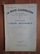 La Petite Illustration Revue Hebdomadaire,  N°835 ( Roman N°396), 21 Aout 1937 - Autres