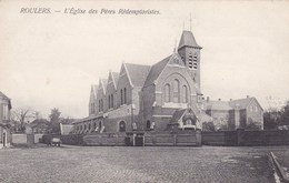 Roeselare, Roulers, L'Eglise Des Pères Rédemptoristes (pk37014) - Roeselare