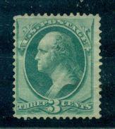 U S A . N° 41 N (x) Signé R.Calves. Cote : 250 € - Unused Stamps