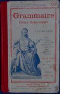Claude Augé - Grammaire - Cours Supérieur - Librairie Larousse - - 6-12 Jahre