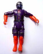 ANCIENNE Figurine GI Joe GIJOE VIOLET Vintage BON ETAT / Sans Marque - GIJoe