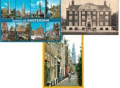 4151p: 3  AKs Amsterdam, Davon 2 Gelaufen - Amsterdam