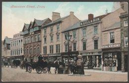 Boscawen Street, Truro, Cornwall, C.1910 - Argall's Postcard - Other