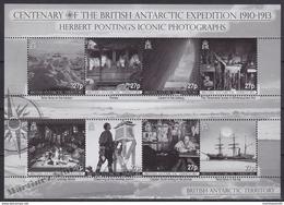 British Antarctic Territory - Antartique Britannique 2010 Yvert 508- 15, British Antarctic Expedition - MNH - British Antarctic Territory  (BAT)