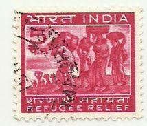 1971 - India 335 Rifugiati C4578, - India