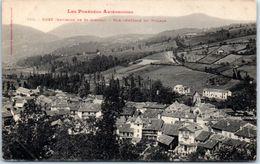 09 - OUST -- Vue Générale Du Village - Oust