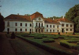 AK Nagycenk - Ungarn Hungaria - Schloß Castle - Istvan Széchenyi - Ungarn