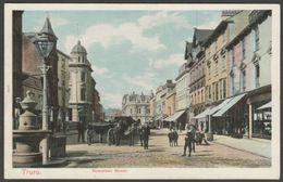 Boscawen Street, Truro, Cornwall, C.1905 - Peacock 'Autochrom' Postcard - Other