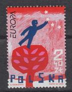 POLAND Yvert 3982  ; Europe CEPT 2006 - Integration MNH - 1944-.... Republic