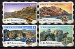 Hong Kong 2002 Geology Of Hong Kong. MNH - 1997-... Région Administrative Chinoise