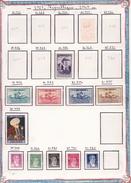 Turquie - Collection Vendue Page Par Page - Timbres Neufs */ Oblitérés - 1921-... República