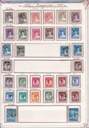 Roumanie - Collection Vendue Page Par Page - Timbres Neufs **/*/ Oblitérés - Rumania