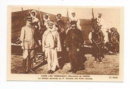 CPA - CHEZ LES HOSSAINEH (MOUVANCE DE HOMS) - CL KHALIL - LE CHEIKH DEMANDE AU P. KANDELA UNE ECOLE NOMADE - Syria