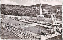 Pf. BADEN-BADEN. Hardberg-Schwimmstadion. 6735 - Baden-Baden