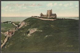 Uphill Old Church, Weston-Super-Mare, Somerset, C.1910 - Valentine's Postcard - Weston-Super-Mare