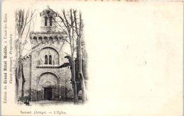 09 - SABART --  L'Eglise - Francia