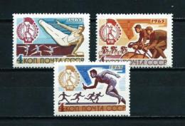 Rusia  Nº Yvert  2996/8  En Nuevo - 1923-1991 URSS