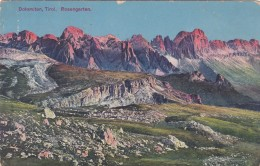 Dolomiten, Tirol - Rosengarten (492) * 13. X. 1920 - Bolzano (Bozen)