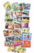 25 Different Cartoons Packet [P4165/13D] - Stamps