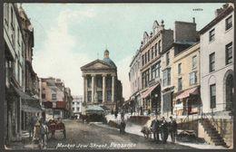 Market Jew Street, Penzance, Cornwall, 1913 - Frith Postcard - Other