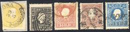1859 - Seconda Emissione Completa, II Tipo (28/32), Usati, Perfetti. ... - Lombardy-Venetia