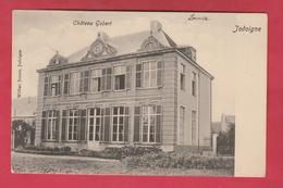 Jodoigne -  Château Gobert - 1905 ( Voir Verso ) - Mont-Saint-Guibert