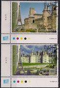 2006 UNO WIEN   Mi. 467-8 **MNH    UNESCO-Welterbe: Frankreich - Gebraucht