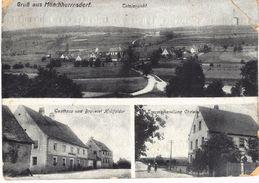 Carte Postale Ancienne De MÖNCHHERRNSDORF - Sonstige