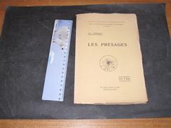 HERMANT, Paul, LES PRESAGES, Bruxelles Circa 1930 - Extrait Du Folklore Brabançon 11e Année N°62-63 - Esoterismo