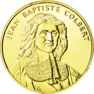 France, Medal, Jean Baptiste Colbert, SPL, Vermeil - France